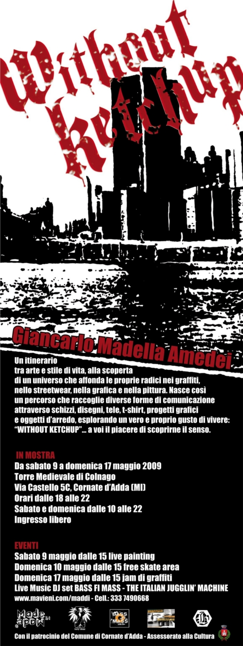 manifesto wk2009